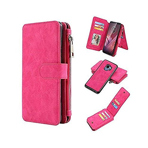 cheap for discount 97003 e1a34 Okaccessories Wallet Case for Samsung Galaxy S9 Plus - Red; Rose