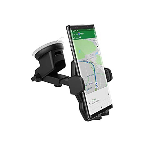 best sneakers 7afcc 02722 LG G6 Car Mount Holder (easy dock) Windshield / Dashboard Compatible (By  Encased)