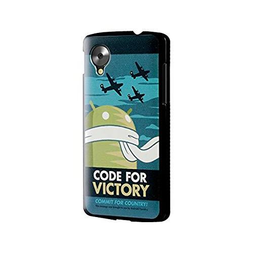 new product 1bc4b 8d59e Nexus 5 Case Cruzerlite Print Case (PC Case) Compatible for LG Nexus 5 -  Code of Victory