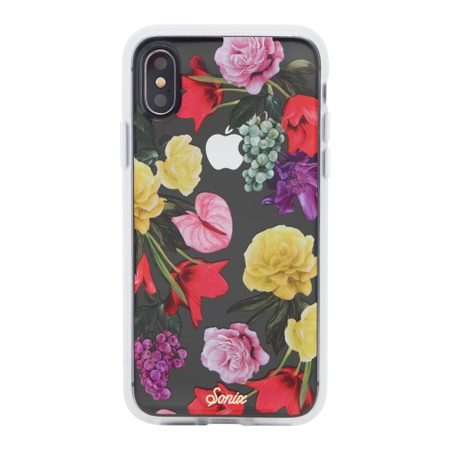 iPhone XS iPhone X Sonix Betty Bloom ( flowers) Cell Phone Case  Military  Drop Test Certified  Women s Protective Clear Ser - Online Only 45885407d0