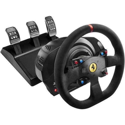 Thrustmaster T300 Ferrari Integral Alcantara Edition - PS4 / PS3 / PC
