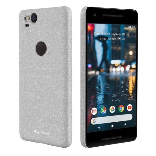 buy popular aea66 ec88f Slim Case for Google Pixel 2 Case - Bear Motion Premium Back Cover for  Google Pixel 2 - (Gray)