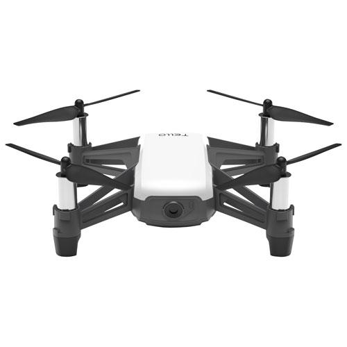 Drone quadricoptère Ryze Tech Tello de DJI avec caméra - Blanc