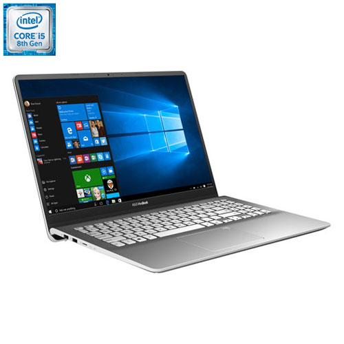 "ASUS VivoBook S15 15.6"" Laptop - Gun Metal (Intel Core i5-8250U/256GB SSD/8GB RAM/Win 10) - English"