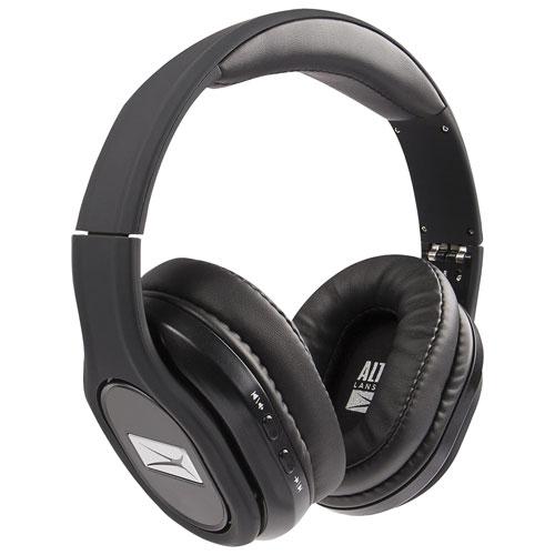 3cff3e39c47 Altec Lansing Evolution 2 Over-Ear Bluetooth Headphones - Black | Best Buy  Canada