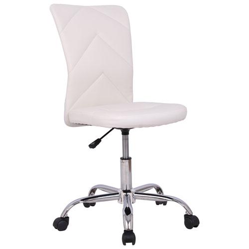 Z-Line Designs Chevron Task Chair - White  Office Chairs - Best Buy Canada  sc 1 st  Best Buy Canada & Z-Line Designs Chevron Task Chair - White : Office Chairs - Best Buy ...
