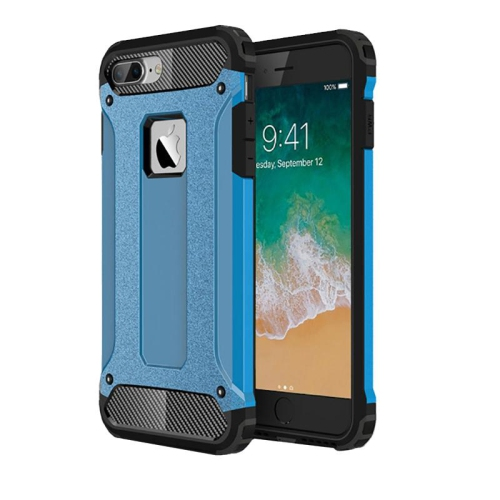 quite nice 5624d 5596a PANDACO Sapphire Armour Case for iPhone 7 Plus or iPhone 8 Plus