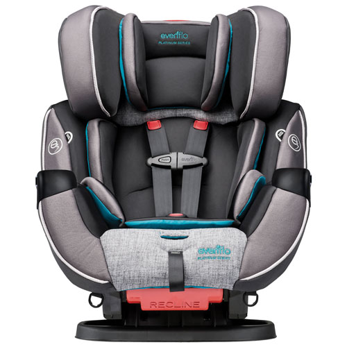 Evenflo Symphony Convertible 3 In 1 Car Seat