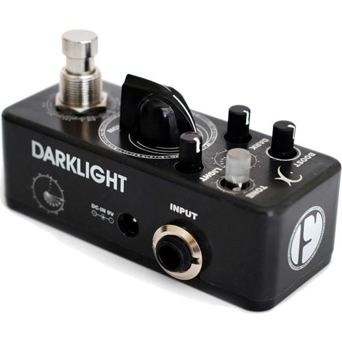 F-Pedals Darklight Distortion Pedal