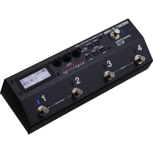 BOSS MS-3 Multi-Effects Switcher