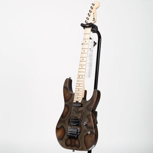 Charvel Warren DeMartini Signature Pro-Mod Electric Guitar - Maple, Snakeskin