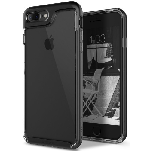 Iphone 7 Plus Case Iphone 8 Plus Case Caseology Skyfall Series Transparent Clear Slim Scratch Resistant Cover Drop Protecti Best Buy Canada