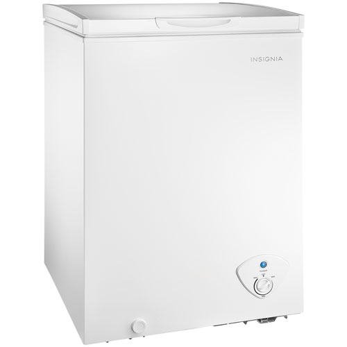 Insignia 3.5 Cu. Ft. Chest Freezer - Only at Best Buy