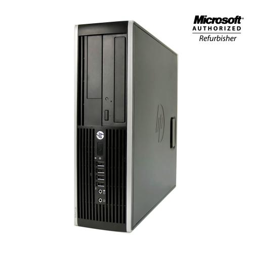 Hp Compaq Elite 8300 Sff Desktop Computer Intel Core I7 3770 16gb 256gb Ssd 1tb Hdd Wifi Windows 10 Pro Refurbished Best Buy Canada