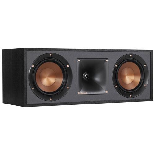 Klipsch R52C 100-Watt Centre Channel Speaker - Black R52CB