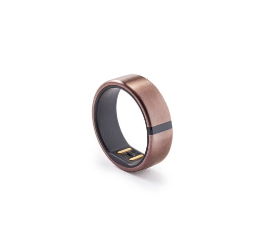 Motiv Ring - 24/7 Smart Ring, Fitness, and Sleep Tracker - Rose Gold