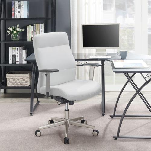 La Z Boy Furniture Ergonomic High Back Bonded Leather Task Chair