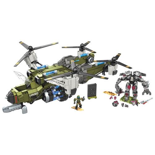 Mega Construx Halo: UNSC Frostraven vs  Decimus - 1489 Pieces (FVK38)