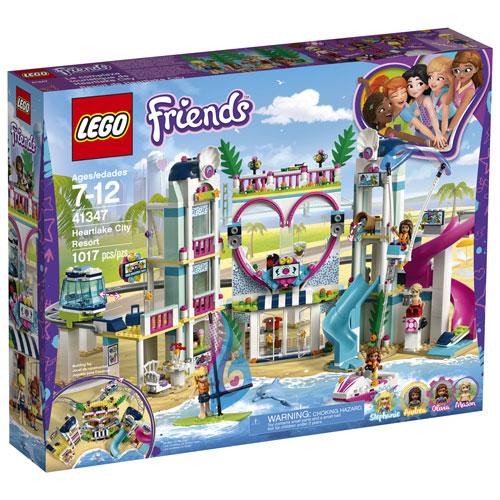 LEGO Friends: Heartlake City Resort - 1017 Pieces (41347)