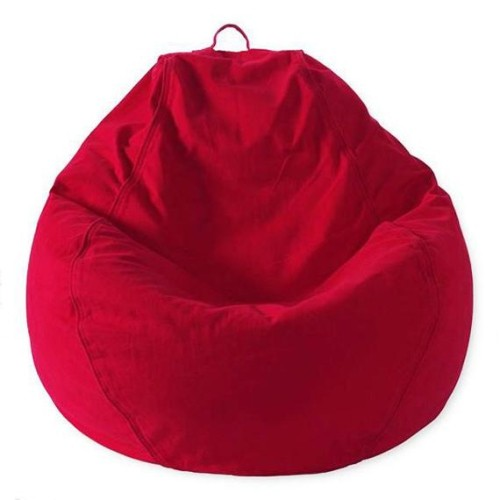 Incredible Bean Bag Kids Pear Red Beanbag Inzonedesignstudio Interior Chair Design Inzonedesignstudiocom