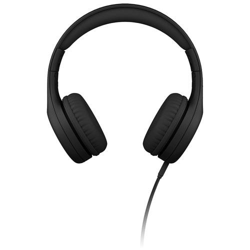 c557871e9ce LilGadgets Connect+ PRO Premium On-Ear Headphones - Black   Best Buy Canada