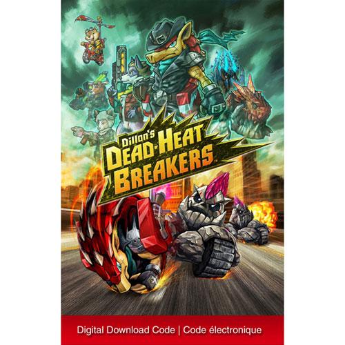 Dillon's Dead-Heat Breakers - Digital Download
