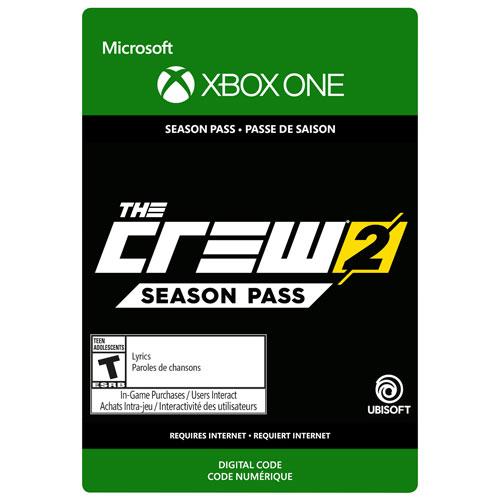 The Crew 2 Season Pass - Digital Download