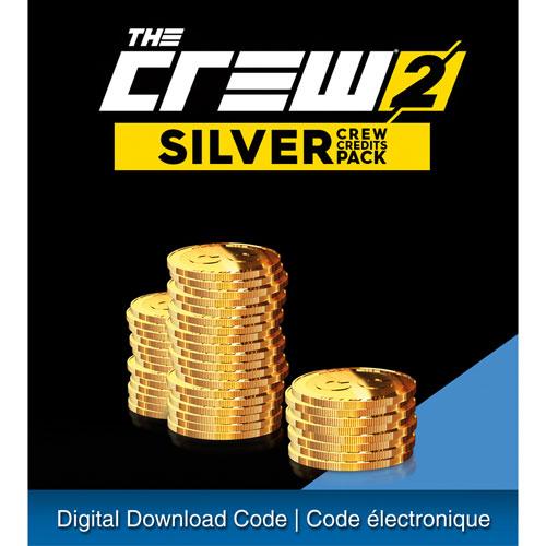 Crédits Crew argent pour The Crew 2 – Téléchargement numérique