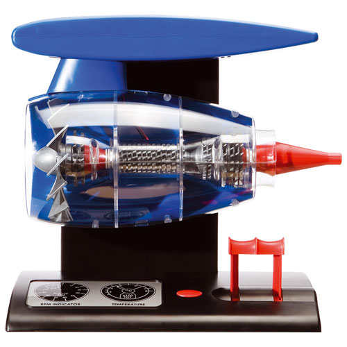 Airfix Engineer Jet Engine Model Kit A20005 Model Building