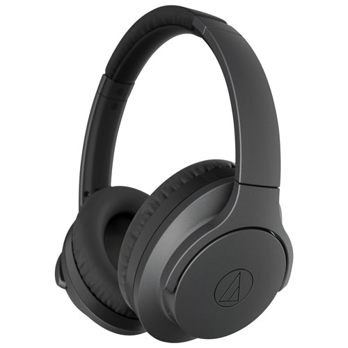 Audio Technica ATH-ANC700BT Over-Ear Noise Cancelling Bluetooth Headphones