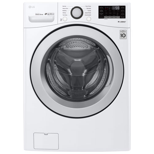 LG 5.2 Cu. Ft. High Efficiency Front Load Washer (WM3500CW)