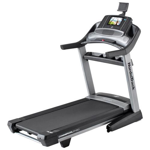 NordicTrack Commercial 2450 Folding Treadmill : Treadmills