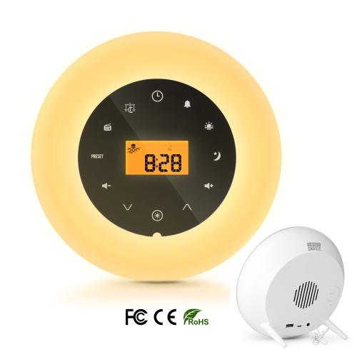 e46efeba95b Alarm Clock Wake Up Light