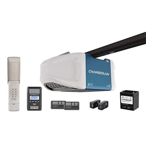 Chamberlain Wd1000wfc Garage Door Opener 125 Hps Wi Fi Built In