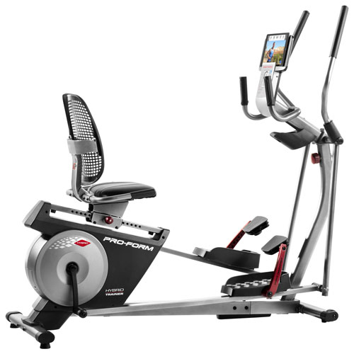 ProForm Hybrid Trainer XT Elliptical : Elliptical Machines