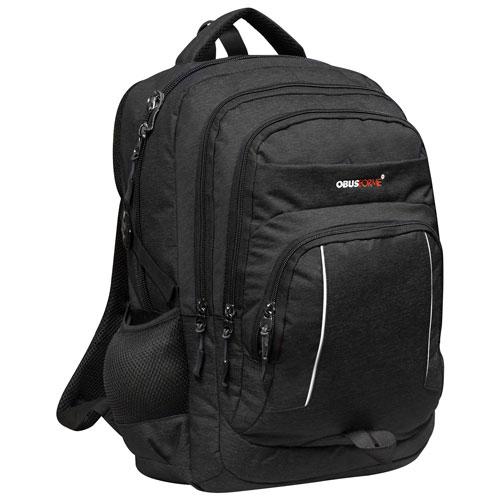 ObusForme Jive 35 Day Backpack - Black   Backpacks - Best Buy Canada b48e180b759e5