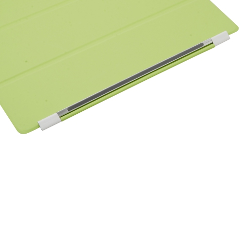 Magnetic Smart Cover Compatible With Apple iPad 2/3/4 - Green