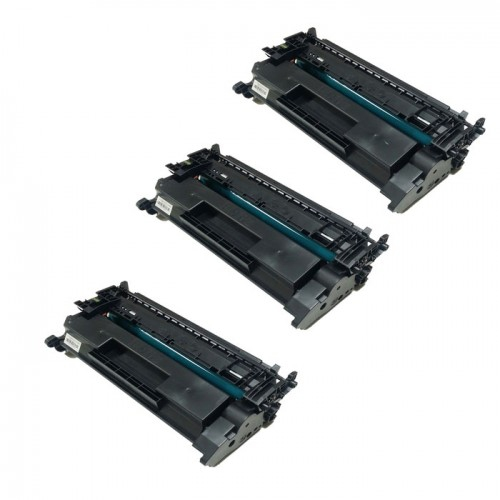 3 Pack Black CF226A 26A Replacement Toner Cartridge Compatible with HP  LaserJet Pro M402d M402dn M402n and Pro MFP M426dw M426