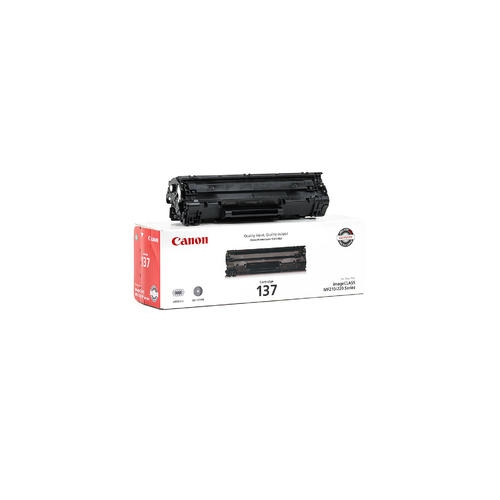 Canon 137 9435B001 Toner Cartridge Black For Canon Image Class Laser Printer