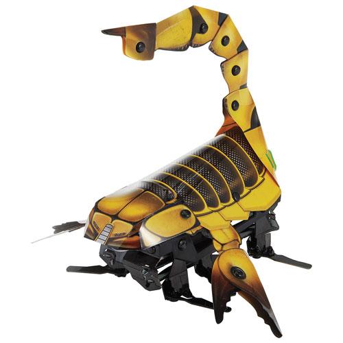 Ensemble avec robot de scorpion Kamigami Scarrax