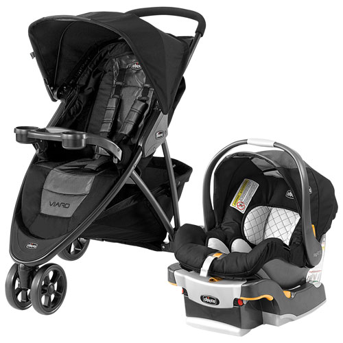 Chicco Viaro Standard Stroller With Keyfit 30 Infant Car
