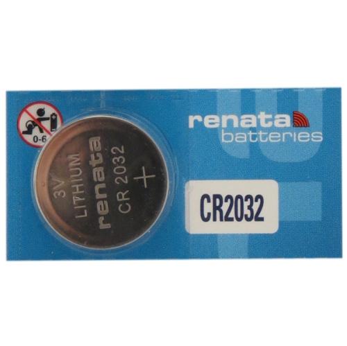 250-Pack CR2032 Renata Lithium 3 Volt Lithium Coin Cell Batteries