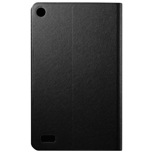 Insignia Folio Case For Amazon Fire 7 Black Only At Best Buy Best Buy Canada