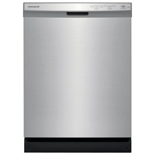 Lave-vaisselle encastrable 24 po 55 dB de Frigidaire - Acier inoxydable
