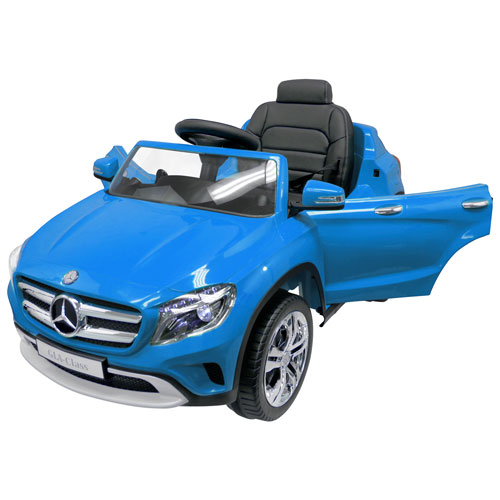 Buying Car From Canada >> Best Ride On Cars Mercedes Gla Blue