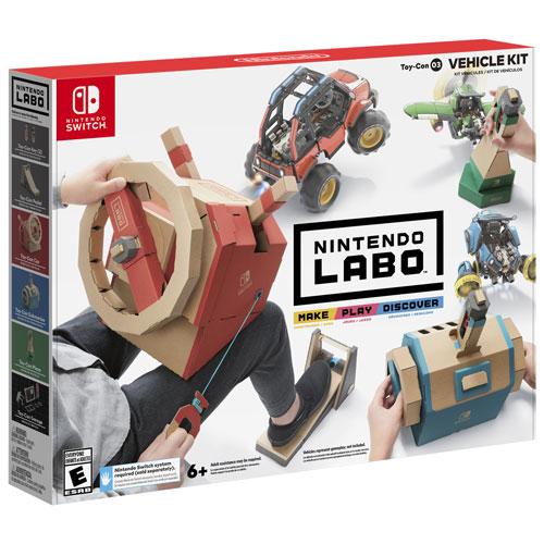 Nintendo Labo Toy-Con Vehicle Kit (Switch)
