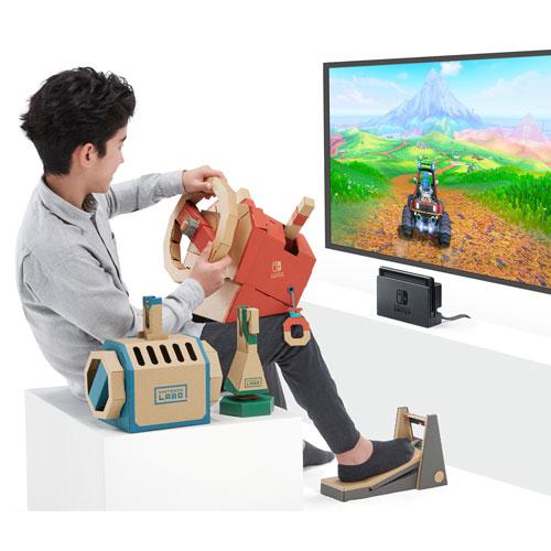 Conswitch Toy Ensemble Véhicules De Labo Nintendo y8Onm0wNvP