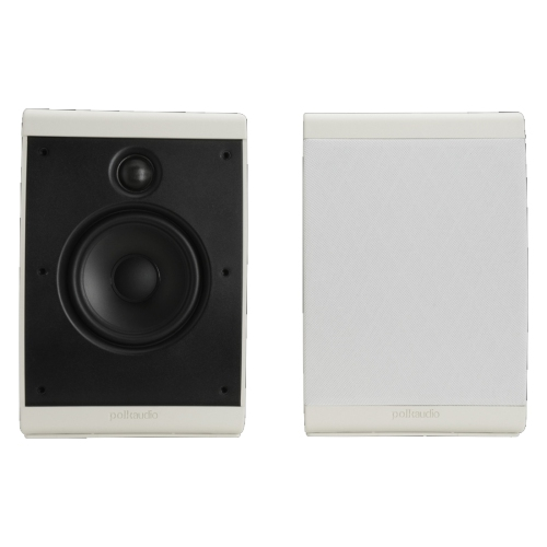 Polk Audio OWM3 Compact Multi Application Speakers White
