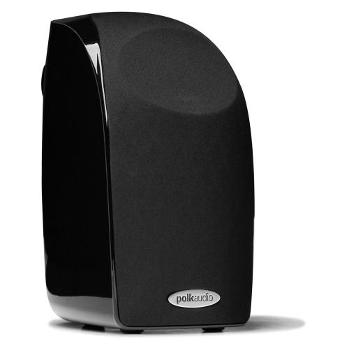 Polk Audio TL1 Bookshelf Satellite Speaker Black Each Speakers