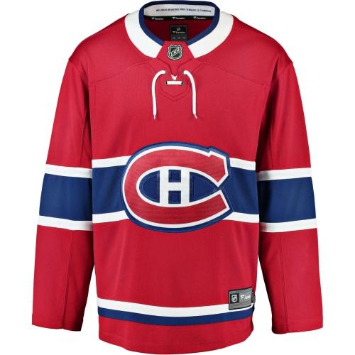 Montreal Canadiens NHL Fanatics Breakaway Home Jersey - XX-Large